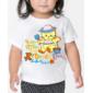 Transfer sublimático para camiseta Infantil 000900