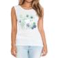 Transfer sublimático para camiseta Feminina 000587