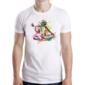 Transfer sublimático para camiseta Abstrata 003613