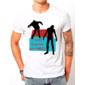 Transfer sublimático para camiseta Zombies 001922