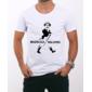 Transfer sublimático para camiseta Engraçada 000476