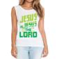 Transfer sublimático para camiseta Religiosa 001548