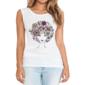Transfer sublimático para camiseta Feminina 000584