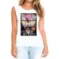 Transfer sublimático para camiseta Feminina 003213