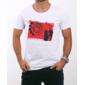 Transfer sublimático para camiseta Blink-182 000186
