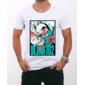 Transfer sublimático para camiseta Blink-182 000184