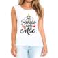 Transfer sublimático para camiseta Dia das Mães 004582