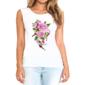 Transfer sublimático para camiseta Feminina 004174