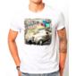 Transfer sublimático para camiseta Carros/Motos 002907