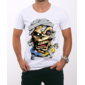 Transfer sublimático para camiseta Iron Maiden 000243