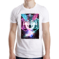 Transfer sublimático para camiseta Abstrata 004824