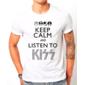 Transfer sublimático para camiseta Keep Calm 002964