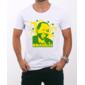 Transfer sublimático para camiseta Engraçada 000499