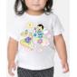 Transfer sublimático para camiseta Infantil 000894
