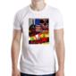 Transfer sublimático para camiseta Caveiras 003710