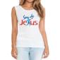 Transfer sublimático para camiseta Religiosa 001531