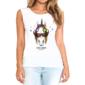 Transfer sublimático para camiseta Unicórnio 004063