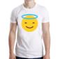 Transfer sublimático para camiseta Emoticons 003326