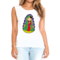 Transfer sublimático para camiseta Santos 004435