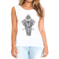 Transfer sublimático para camiseta Feminina 002687