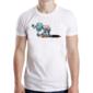 Transfer sublimático para camiseta Zombies 004331