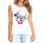 Transfer sublimático para camiseta Feminina 002798