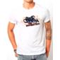 Transfer sublimático para camiseta Surf/Street 001850