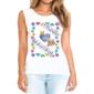 Transfer sublimático para camiseta Feminina 002845