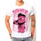 Transfer sublimático para camiseta Radical 001442