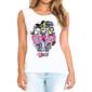 Transfer sublimático para camiseta Feminina 002199