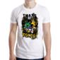 Transfer sublimático para camiseta Dark 004277