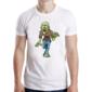 Transfer sublimático para camiseta Zombies 004329
