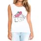 Transfer sublimático para camiseta Feminina 002359