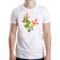 Transfer sublimático para camiseta Sapos Funny 003628