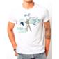 Transfer sublimático para camiseta Surf/Street 001838