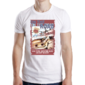 Transfer sublimático para camiseta Carros/Motos 003415