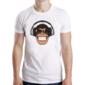 Transfer sublimático para camiseta Animal Hipster 004472