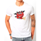 Transfer sublimático para camiseta Emoticons 002121