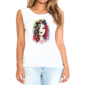 Transfer sublimático para camiseta Feminina 004119