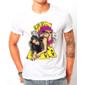 Transfer sublimático para camiseta Radical 001310