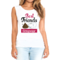 Transfer sublimático para camisa Amizade 004572