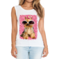 Transfer sublimático para camiseta Feminina 001980