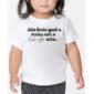 Transfer sublimático para camiseta Dinda 001953