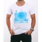Transfer sublimático para camiseta Coldplay 000206