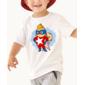 Transfer sublimático para camiseta Heróis Baby 004301