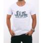 Transfer sublimático para camiseta Coldplay 000205
