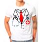 Transfer sublimático para camiseta Medicina 003026