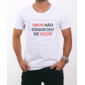 Transfer sublimático para camiseta Religiosa 001532