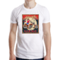 Transfer sublimático para camiseta Carros/Motos 004083