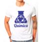 Transfer sublimático para camiseta Química 003038